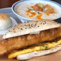 【五反田】国産大豆の豆乳スープで台湾朝ごはん