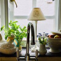 キッチンフラワーと新生活の掟