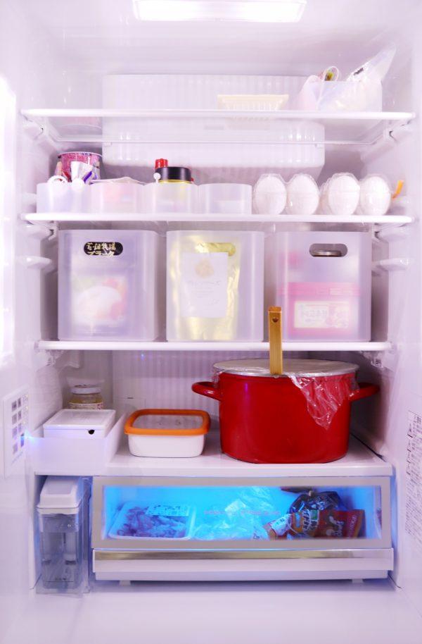 冷蔵庫におきたい「見えるボックス」