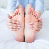 1日快適♪忙しい朝でも続けられる「足のニオイ・ムレ対策」