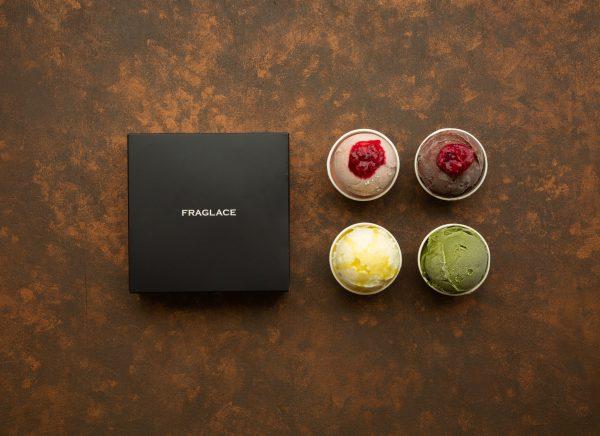 FRAGLACE Assort(4フレーバーのアイスクリーム) / FRAGLACE
