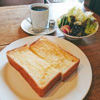 【京都】古民家カフェでいただくシンプルトーストモーニング@フランジパニ