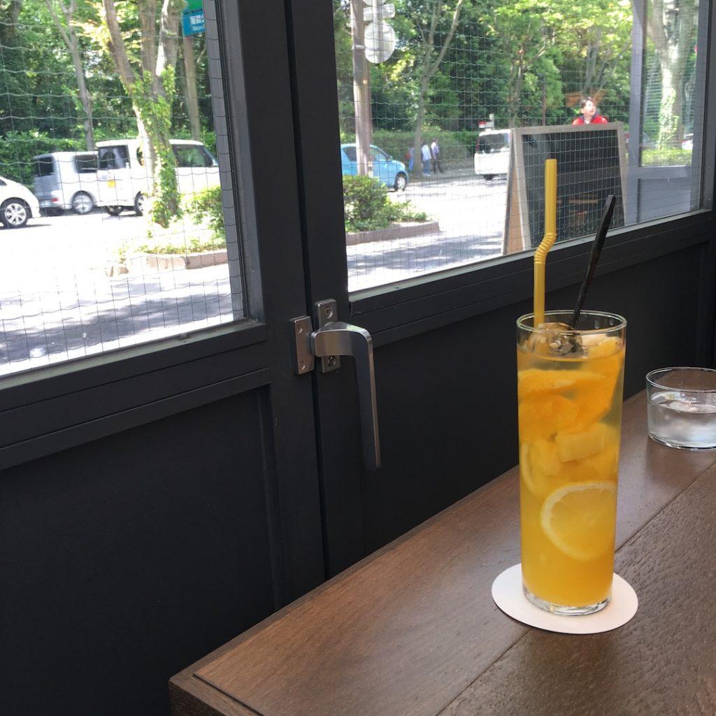 カフェ「RAMUSIO」(ラムジオ)