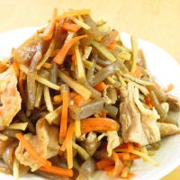 食べるなら今!食物繊維たっぷりの旬ベジ「新ごぼう」レシピ5選