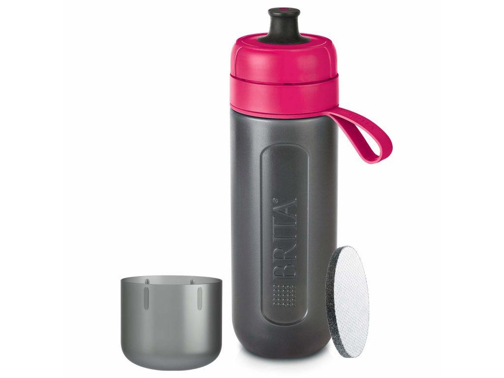 水道水をおいしい水に!持ち歩けるブリタの浄水器「fill&go Active」