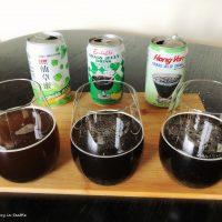 台湾の定番☆身体にいいあのお茶の「飲み比べ」を英語で