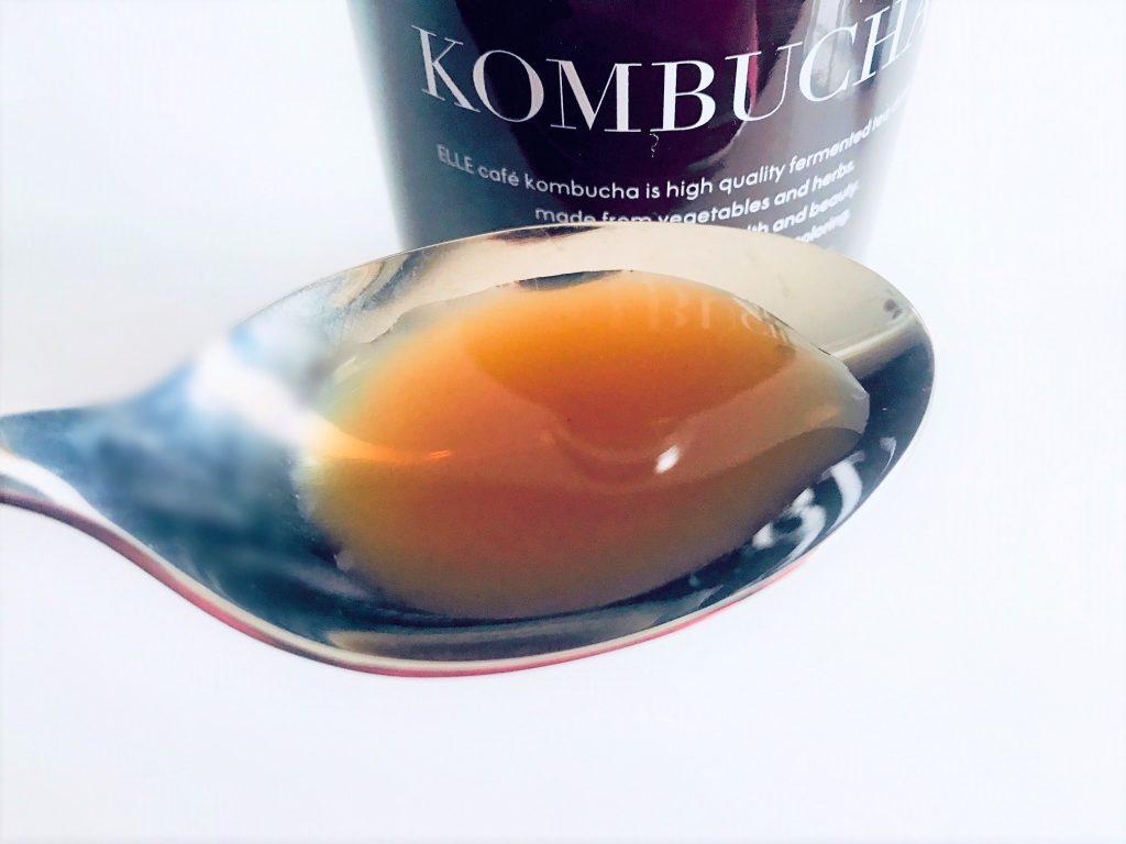 ELLE CAFEの『KOMBUCHA』
