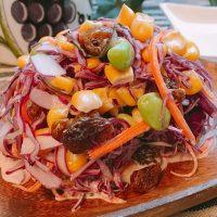ダイエットにもおすすめ!紫キャベツで作る簡単「美肌美白サラダ」