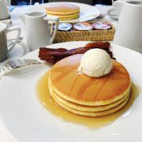 丁寧に焼き上げられた伝統のパンケーキを召し上がれ♪ ホテル朝食☆【帝国ホテル 東京】