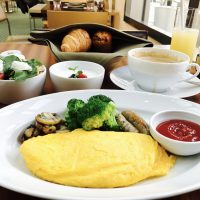 朝から栄養をしっかり取りたい朝に!サービス◎ ホテル朝食☆【グランドハイアット東京】
