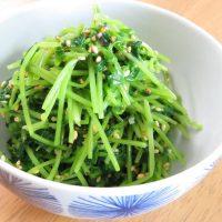 ご飯やトーストのお供に♪野菜もりもり簡単「ナムル」レシピ5選