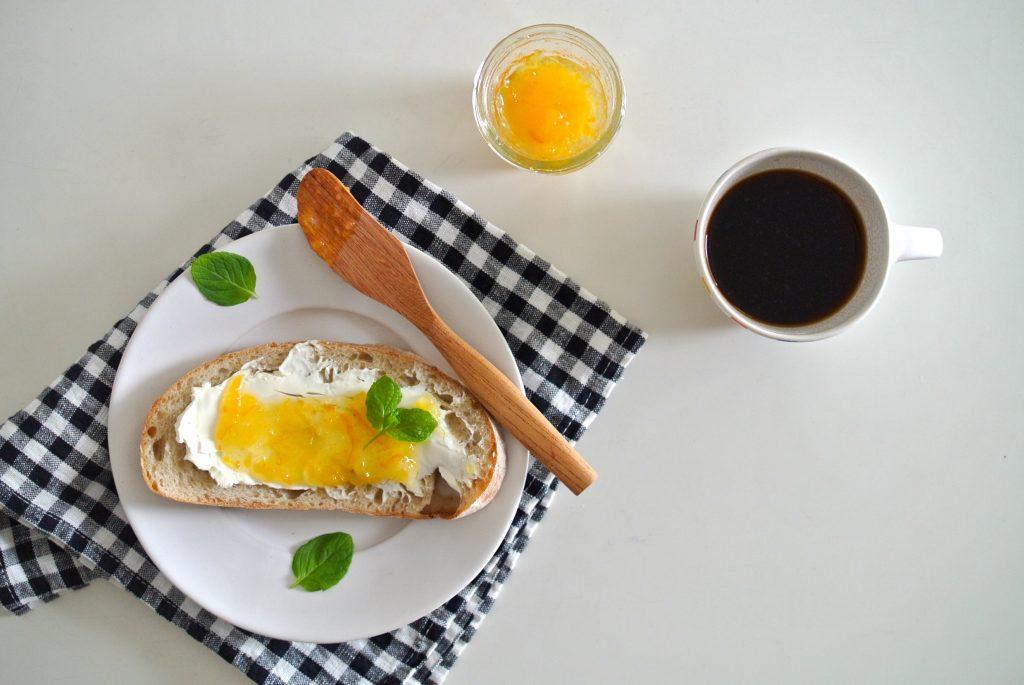 朝美人アンバサダーYuiさんの朝ごはん