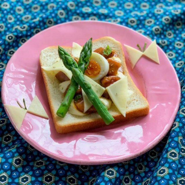 お惣菜や缶詰でパパッとできちゃう! 「ホットサンド」3×3レシピ