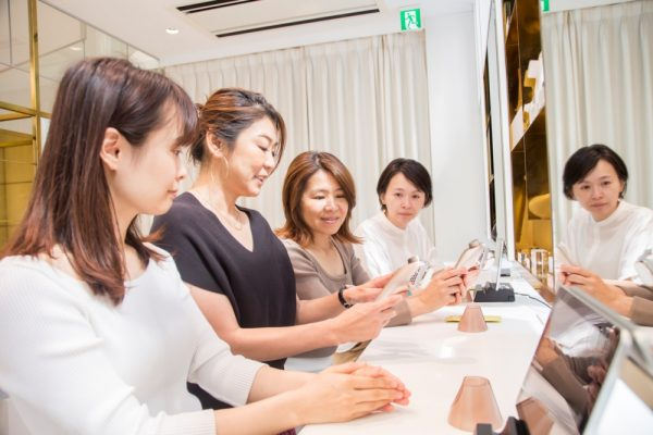 Panasonic Beauty SALON 銀座