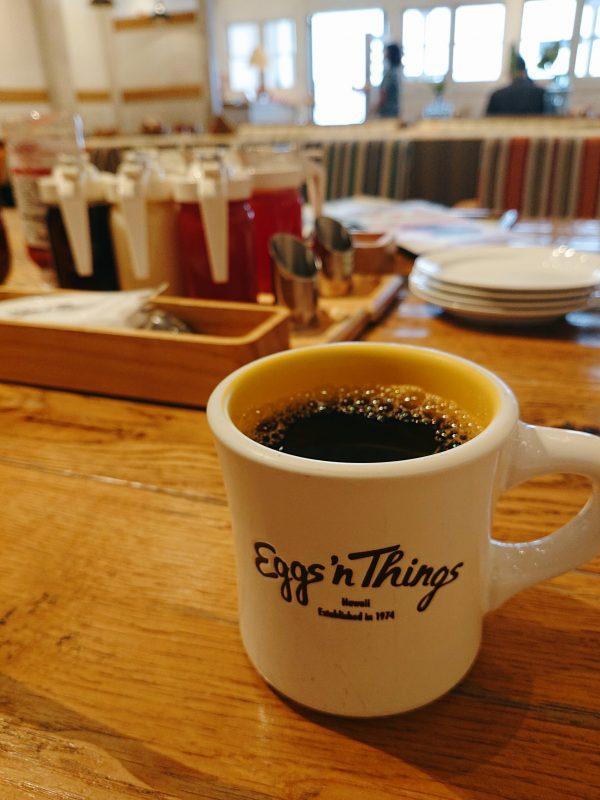【大阪】平日の朝限定!「パンドイッチ」モーニング@Eggs 'n Things
