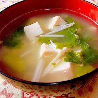 おいしく代謝アップ!毎朝食べたい「味噌汁」簡単レシピ5選