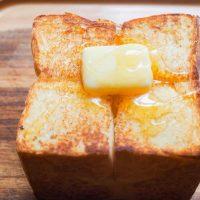 厚切りトーストがすごい!幸せに包まれる「ロンハーマンカフェ」のモーニング♪