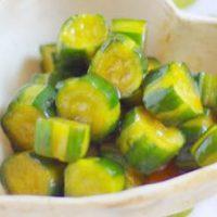 冷蔵庫から出してすぐ!冷たいままおいしい「作り置き」レシピ5選