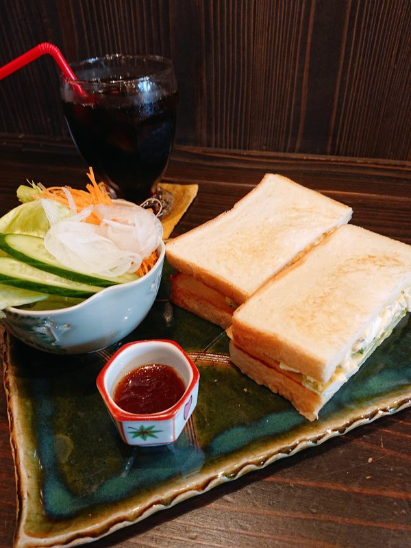 【大阪・堺】がっつり美味しい!サンドイッチモーニング@三六〇(サンロクマル)