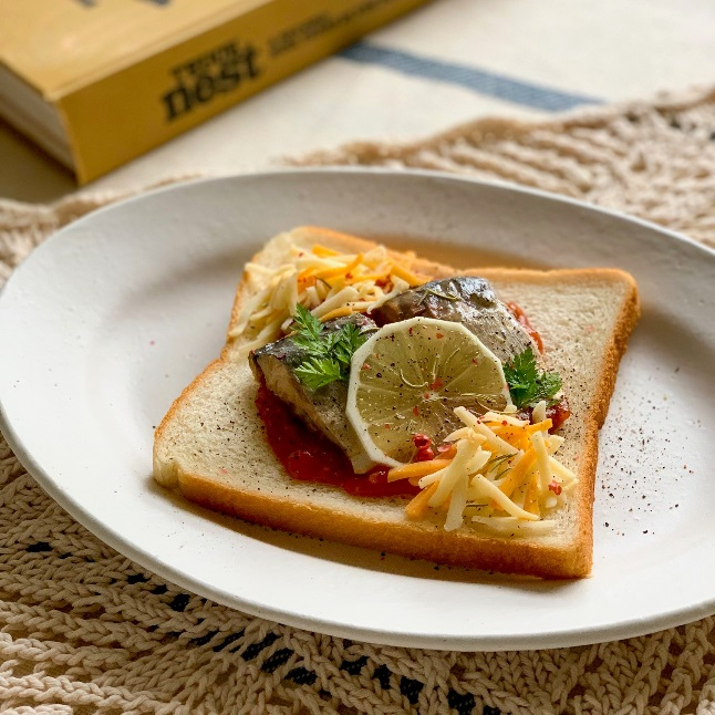 難しい調理は一切なし!フライパンでもできる「缶詰系ホットサンド」3種