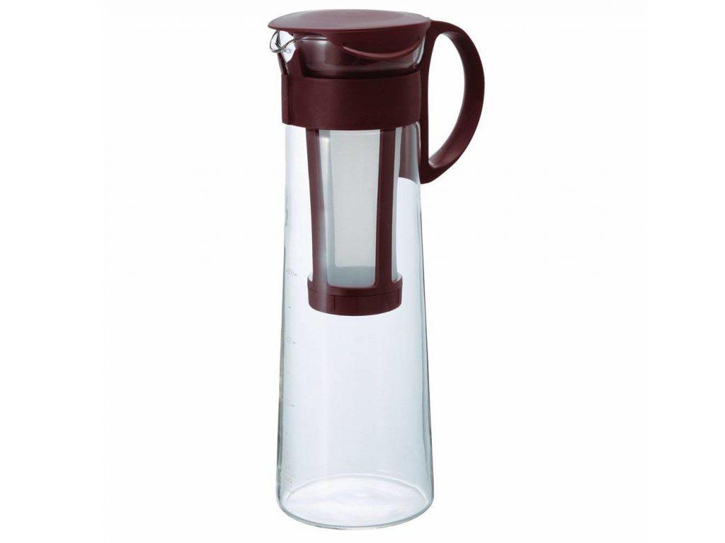 HARIO (ハリオ) 水出し コーヒーポット 1000ml コーヒードリップ 8杯用  ¥900 (※記事公開時の価格です)