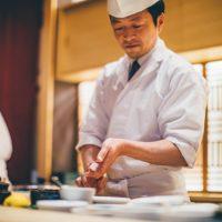 「お寿司屋さん」を2単語の英語でいうと?