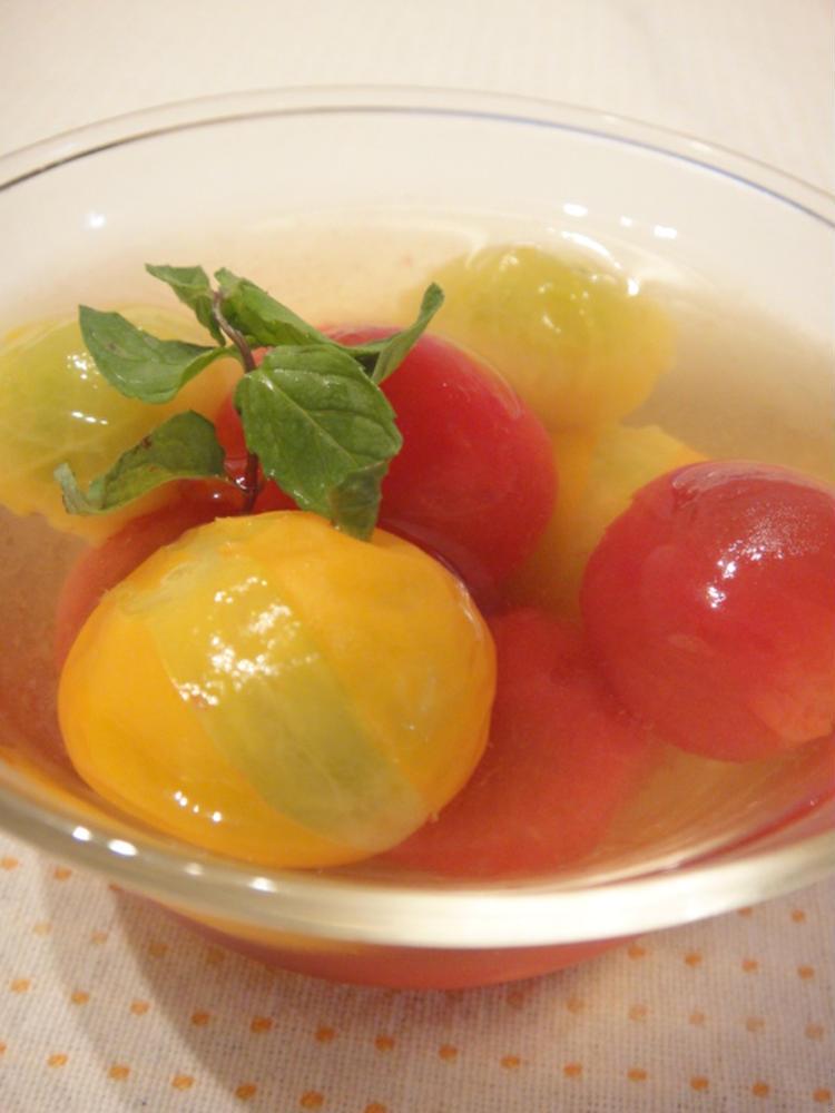 トマトの煮浸し☆ by:やすへちゃんさん