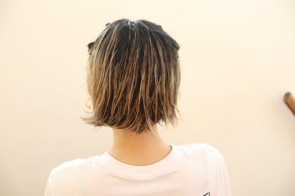 伸ばしかけの前髪にもう悩まない!「前髪スッキリ」ヘアアレンジ術♪