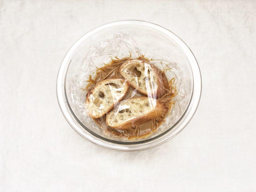 梅雨明けの重だるいカラダに!シャキッと目覚める「コーヒーフレンチトースト」