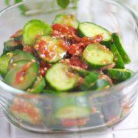 朝は冷蔵庫から出すだけ!簡単「ご飯のおとも」作り置きレシピ5選