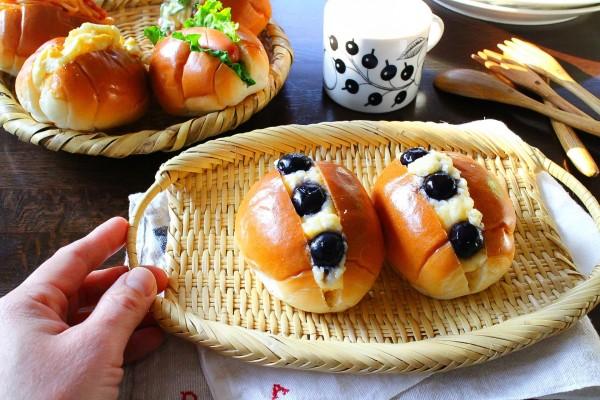 レンジで5分!パンによく合う手作りカスタードクリーム by:おがわひろこさん
