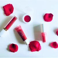 じゅわっと血色感♪ナチュラル系ブランドの「透け赤」リップ4選