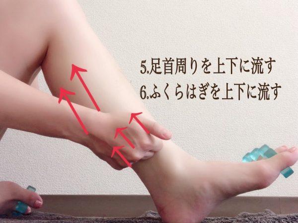 ゴリゴリ なる 足首