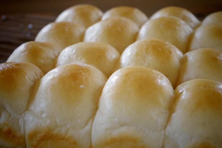 シンプル♪ちぎりパン ~ 手ごね編 by:あいわい。さん