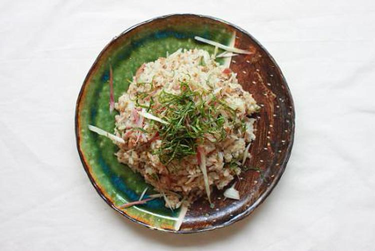 いわしの缶詰で作る♪夏の混ぜご飯。 by:あいらさん