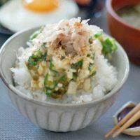 蒸し暑い日に食べたい!ネバネバ食材で作る朝ごはんレシピ5選