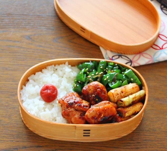 焼肉のたれで時短簡単!洗い物もラクラク「焼き鳥丼弁当」