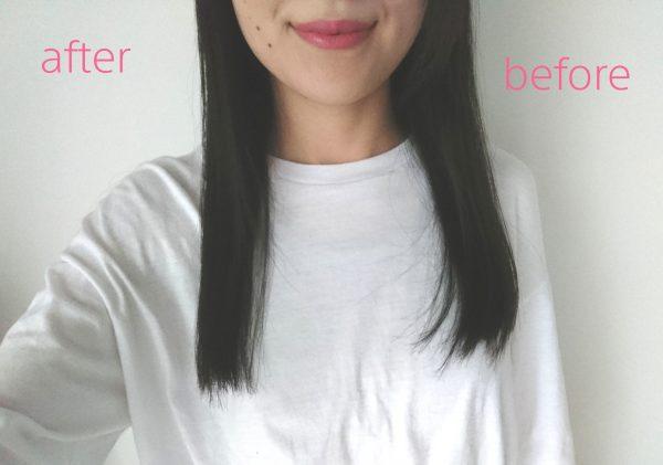 清潔感バツグン!パサつきゼロの「サラ艶ストレートヘア」の作り方