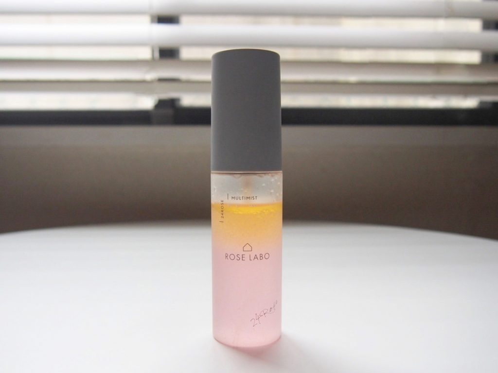ROSE LABOの2層式化粧水「ナチュラルレインR」