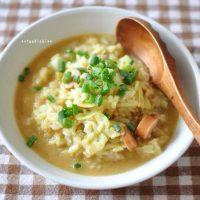 残暑の朝にちょうどいい♪サラッと「スープごはん」レシピ5選