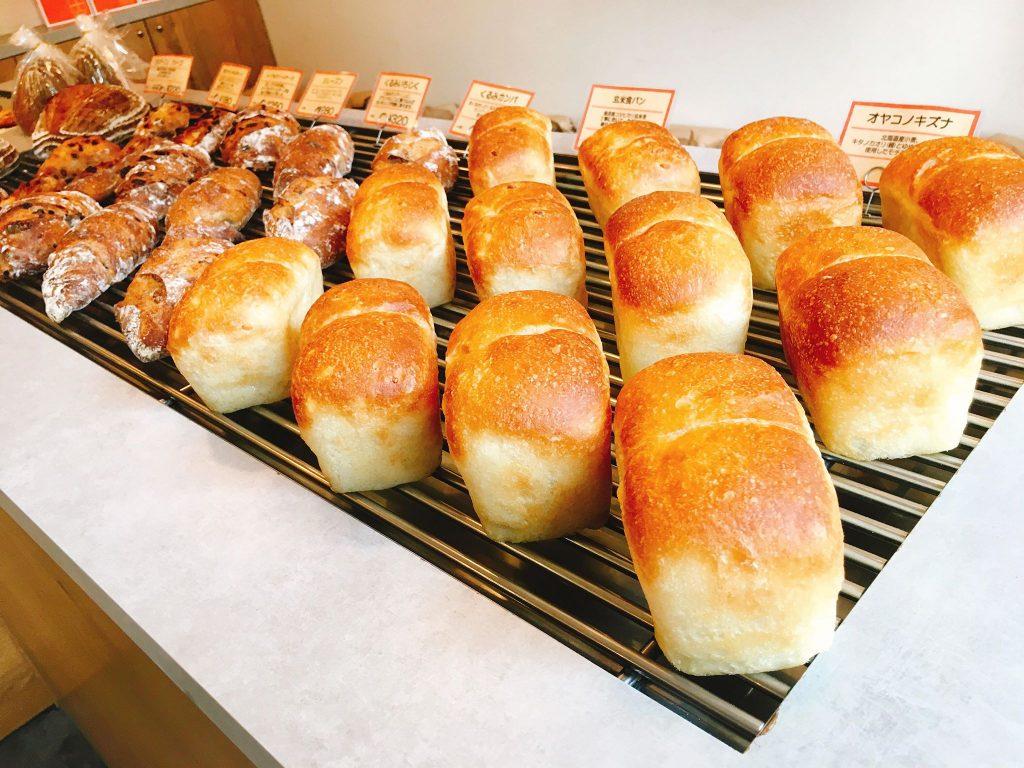 【新百合ヶ丘】口どけ感、半端ない!箱入り食パンが人気のパン屋さん「nichinichi」