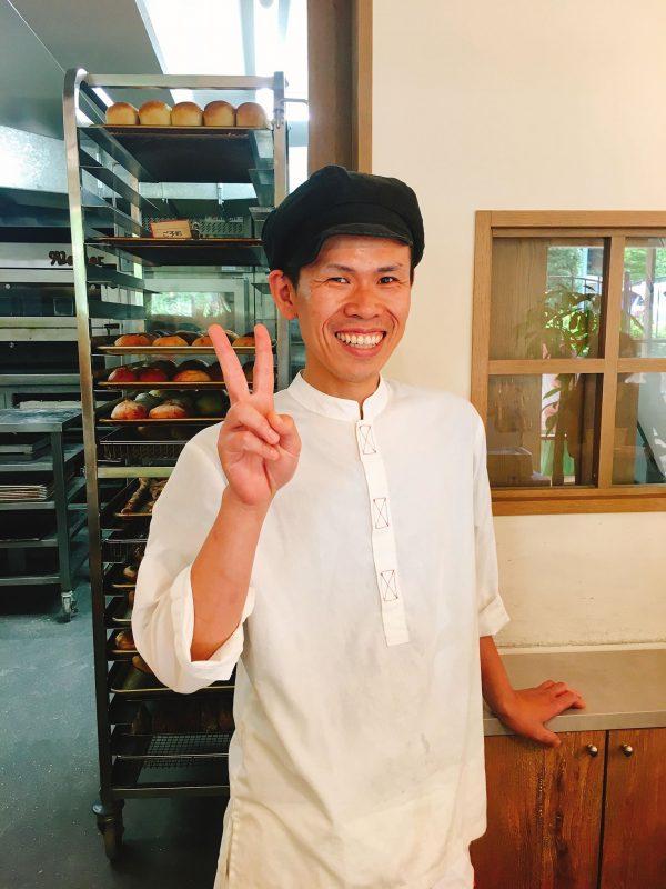 【新百合ヶ丘】口どけ感、半端ない!箱入り食パンが人気のパン屋さん「nichinichi」 店主