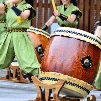 「和太鼓」を2単語の英語で言うと?