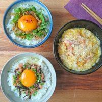 ちょい足しでカンタン絶品♪「卵かけご飯」アレンジレシピ7選