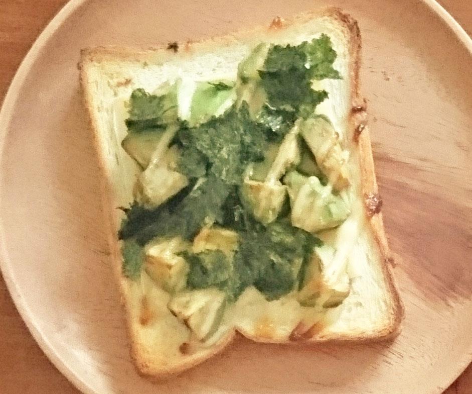 すぐできちゃう!材料少しでカンタン「和トースト」レシピ3種 by:料理家 村山瑛子さん