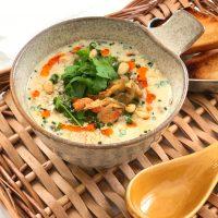 注ぐだけで簡単!台湾の人気朝食メニュー「鹹豆漿(シェントウジャン)」