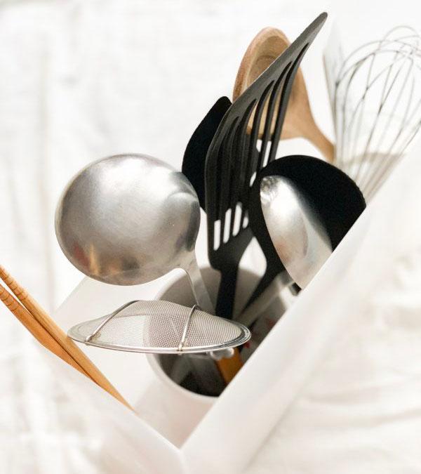 キッチンツールの収納方法