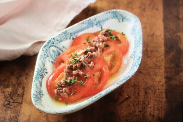 トマトのサラダ
