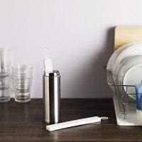 水筒をスピード乾燥!入れて置くだけ「エコカラット ボトル乾燥スティック」