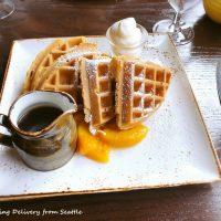 ザ・アメリカンな朝食♡再び